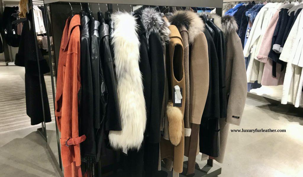Анталия-магазин кожи и меха